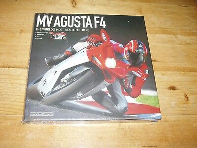 MV Agusta F4 - The World's Most Beautiful Bike Shrinkwrapped. Was £25.00