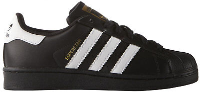 Scarpe Adidas Superstar Originals Foundation Nere Black C77123 Shoes Uomo Donna