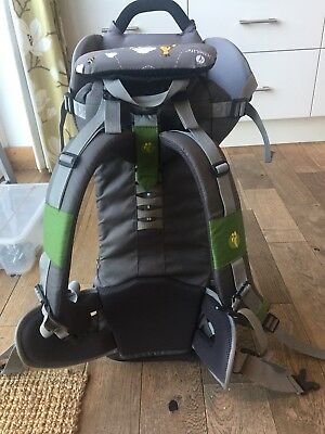 LittleLife Adventurer Backpack Child Carrier - Age 6 months to 3 Years...