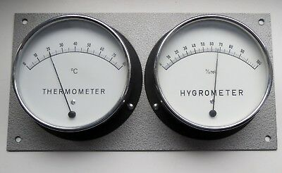 Thermometer Hygrometer Lambrecht?