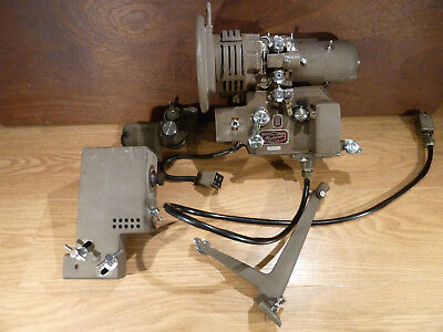 Bell Howell 609 16mm Cinema Film Projector Spares Repairs