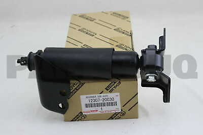 1230720030 Genuine Toyota ABSORBER SUB-ASSY, ENGINE MOUNTING 12307-20030