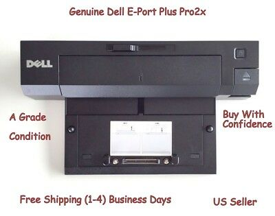 DELL Latitude E-PORT PLUS Docking  Station Replicator E5440 E5450 E5540 E5550