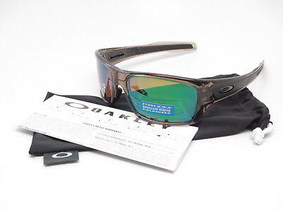 865991080f Oakley Turbine XS OJ9003-0957 Brown Smoke w Prizm Shallow H20 Sunglasses  (Small