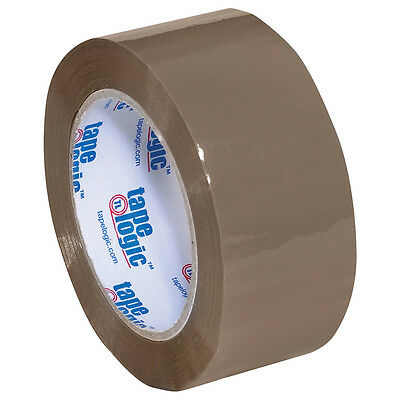 "Tape Logic Acrylic Tape 2 Mil 2"" x 110 yds Tan 36/Case T902400T"