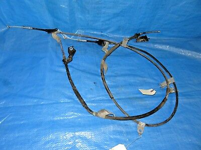 13-14 Subaru XV Crosstrek Parking Brake Cable LH RH Cables Ebrake E Emergency
