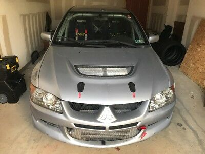 2005 Mitsubishi Evolution  2005 MITSUBISHI LANCER EVO 8 RALLY/RACE CAR