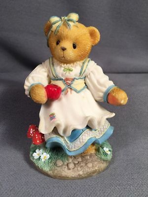Cherished Teddies retired NIB. Kelsie Apple of my Eye. Snow White 302570 1997