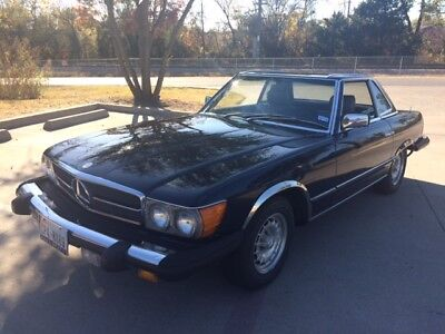 1983 Mercedes-Benz SL-Class 380 1983 380SL Mercedes Benz Roadster
