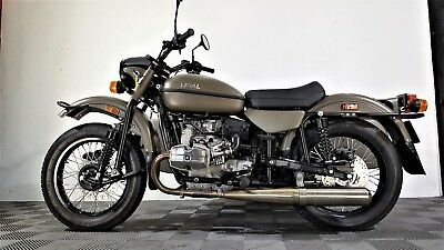 2017 Ural CT  2017 Ural CT Sidecar new! one of a kind! read description! 1 of 1