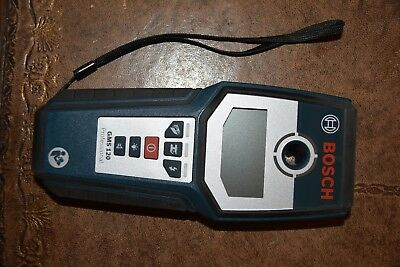 Bosch GMS 120 Professional Multi Detector Scanner Finder Electric Metal Joists