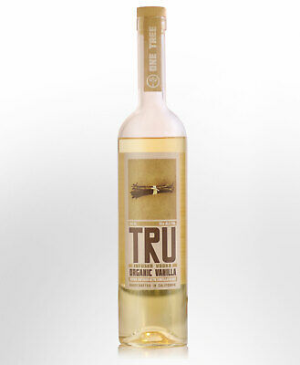 TRU Organic Vanilla Flavoured Vodka (750ml)