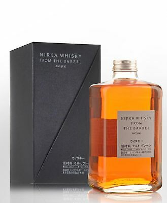 Nikka From the Barrel 51.4% Blended Japanese Whisky (500ml)
