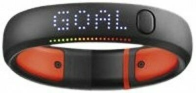 (Small, Black/Crimson) - Nike+ Fuelband SE Fitness Tracker. Delivery is Free