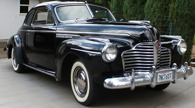 1941 Buick Super Club Coupe  trade considered