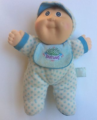 Vintage Cabbage Patch Blue Babyland  Doll
