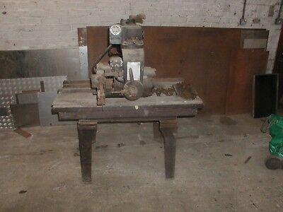 Vintage Radial Arm Cross Cut Saw By Walker Turner