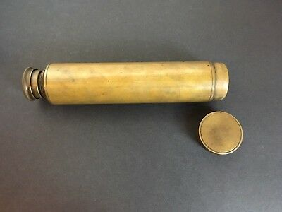 Antique Nautical Handheld Telescope/Monocular by Odell Godall w/22XMagnification