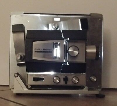 Bell & Howell Super 8mm Movie Projector 483A