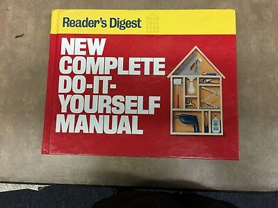 New complete do it yourself manual by editors of readers digest readers digest new complete do it yourself manual solutioingenieria Choice Image