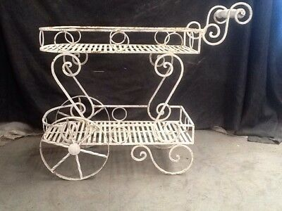2 Tier Steel Plant Stand