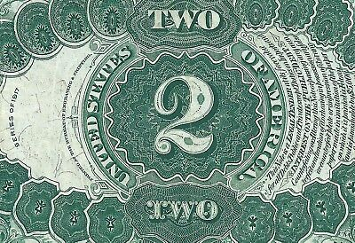 1917 $2 Legal Tender <<<<  High Grade  >>>> Auction Style <<>> Starts At $1