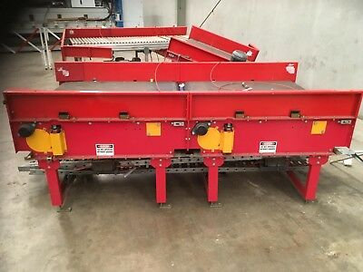 Conveyor 3 M Long Straight Belt