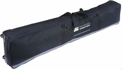 TSE Double Wheely Ski / Snowboard Bag Fully Padded Up To 180cms. Free Delivery