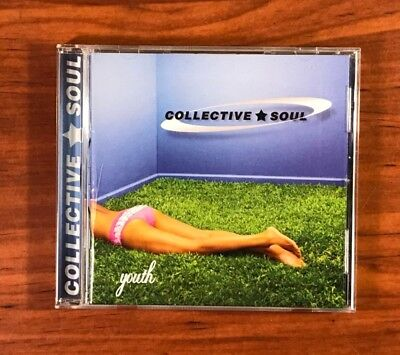 Youth by Collective Soul (CD, Nov-2004, El Music Group)