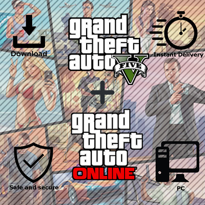 GTA 5 PC | Online | Social Club | Full Access | Instant Delivery |