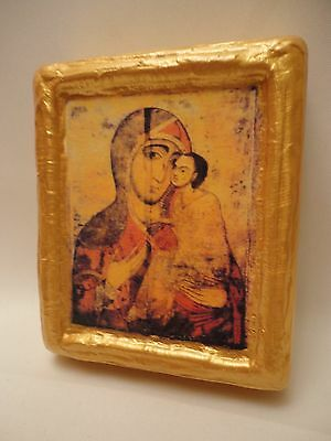 Virgin Mary Starorusskja Christianity Russian Eastern Orthodox Religious Icon