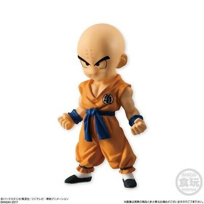 Dragon Ball Super Krilin Candy Toy Adverge Vol. 5 Bandai New Nueva Figure