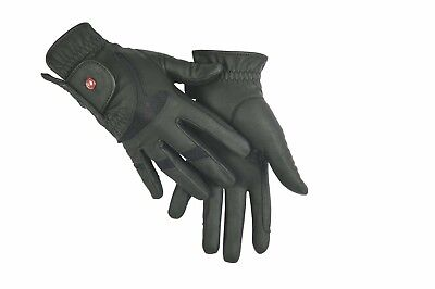 HKM PRO TEAM Riding Gloves - Professional Air Mesh -
