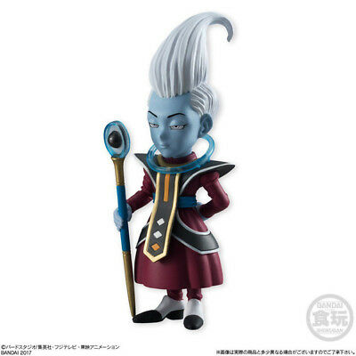 Dragon Ball Super Whis Candy Toy Adverge Vol. 5 Bandai New Nueva Figure