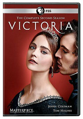 Masterpiece: Victoria, Second Season 2 Two(DVD, 2018, 3-Disc Set) New, Fast Ship