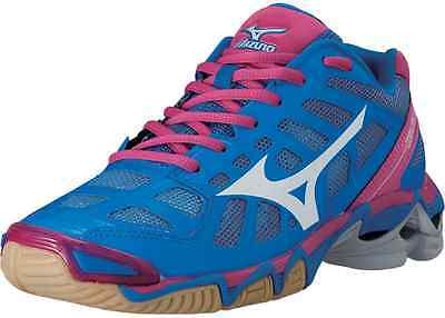 sports shoes 81642 eeb46 Chaussure volley-ball Mizuno Wave Lightning RX2 Faible Femme 9KV-38366 fin  série