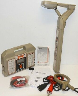 Cable Locator Service Finder Underground Ditch Witch NEAR NEW Condition