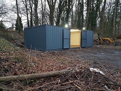 30x16 Shipping Container Conversion - Workshop *inc VAT*