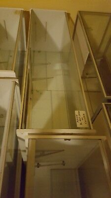 Used  6' Full Vision Retail Glass Display Case