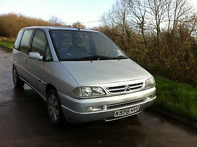 Citroen Synergie SX 2.0 L HDi 2000 7 seats Nice overall Condition