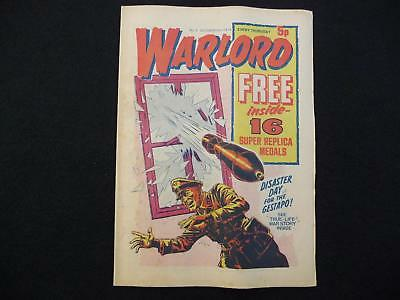 Warlord comic issue 2 (LOT#1406)