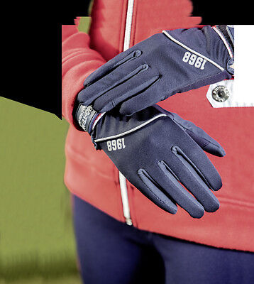 HKM PRO TEAM Riding Gloves - Performance