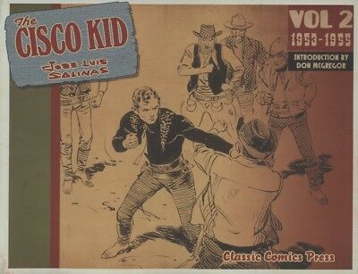 Cisco Kid Jose Luis Salinas & Reed Tpb Vol 2 Feb 53 - Mar 55 New/unread