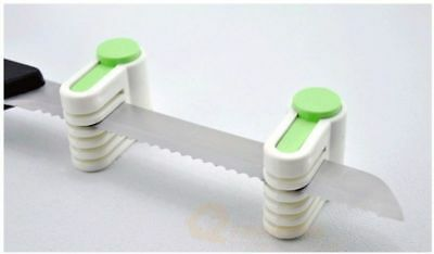 s- 5 Layers Adjustable Cake Leveller Slicer Bread Cutter Fixator Cut Guide Tool