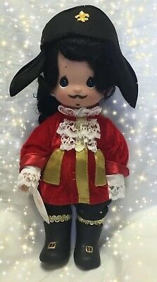 "Captain Hook - Precious Moments 12"" Vinyl Doll"