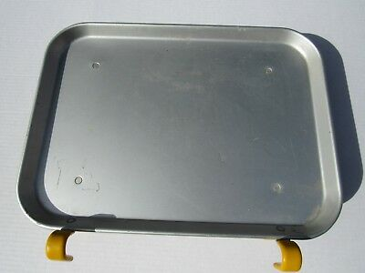 "Vintage ""SONIC"" Drive-In Aluminum Car Hop Window Food Tray TraCo Dallas, U.S.A."