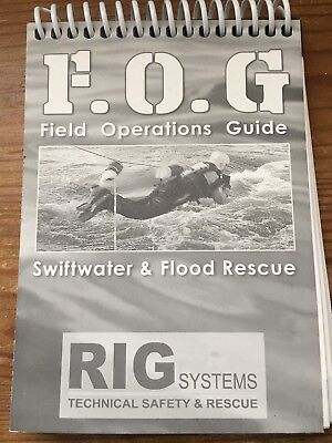 Water Rescue Rig Systems Field Operational Guide