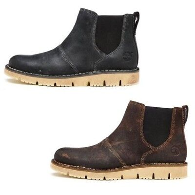 TIMBERLAND WESTMORE CHUKKA Bottes En Cuir Pour Hommes