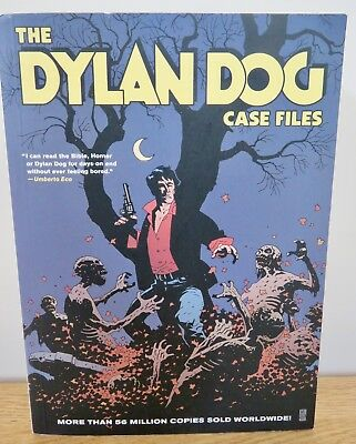 The Dylan Dog Case Files, Tiziano Sclavi, Dark Horse. ISBN 978-1-59582-206-2
