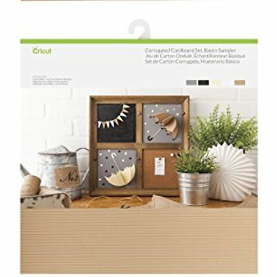 Cricut Corrugated Crdbrd Basics 12x12